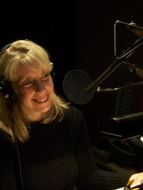 Photo of Leslie Luciani voiceover